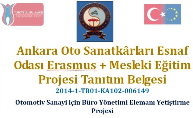 Otomotiv Sanayi için Büro Yönetimi Elemanı Yetiştirme Projesi
