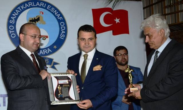 Türkiye Esnaf Oscar Ödülü Aldık